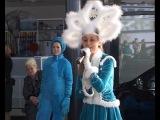 Новогодний Утренник от Royal Enfield, декабрь 2013