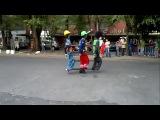 Креативный уличный танец